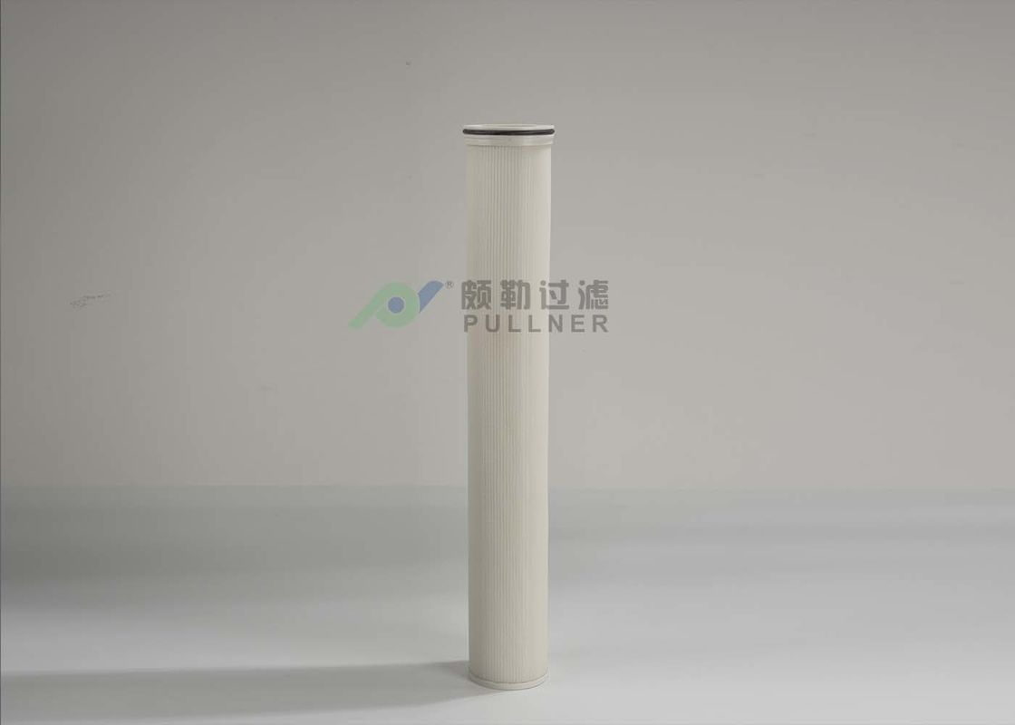 "5 Micron 40"" Length High Flow Filter Cartridge Beta 5000 for Amine Filtration"